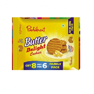 PARLIAMENT BISCUIT BUTTER DELIGHT 600 gm