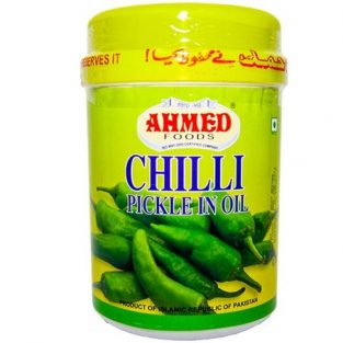 AHMED CHILLI PICKLE IN OIL