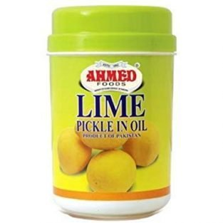 AHMED LIME PICKLE IN OIL 330 gm