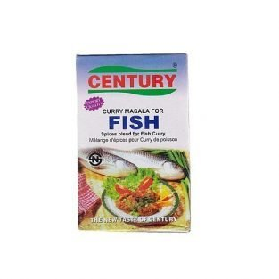 CENTURY CURRY MASALA FOR FISH 50 gm