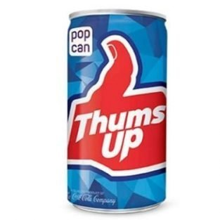COCA COLA THUMS UP DRINK