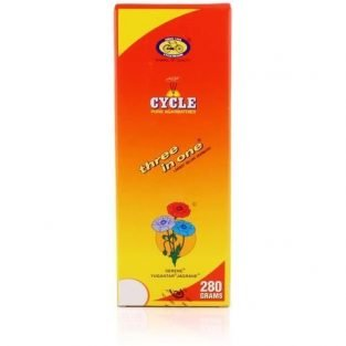 CYCLE THREE IN ONE INCENSE STICK 115 gm