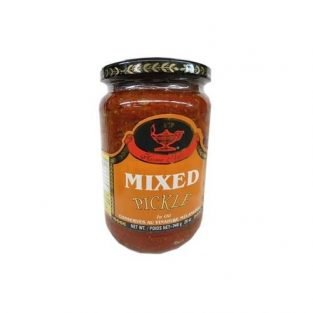 DEEP MIXED PICKLE IN OIL