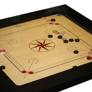 CARROM BOARD WITH COINS 35 Inch